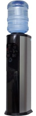 Clover B14A Hot and Cold Bottled Water Dispenser - Angle View