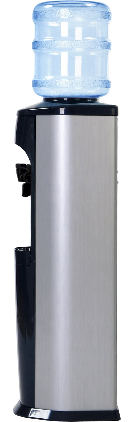 Clover B14A Hot and Cold Bottled Water Dispenser - Side View