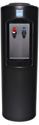 Clover B7A Hot and Cold Bottled Water Cooler Black