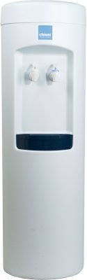 Clover B7B Room Temp and Cold Bottleless Water Dispenser with Conversion Kit White
