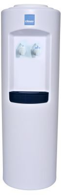 Clover B7B Room Temp and Cold Bottled Water Dispenser White
