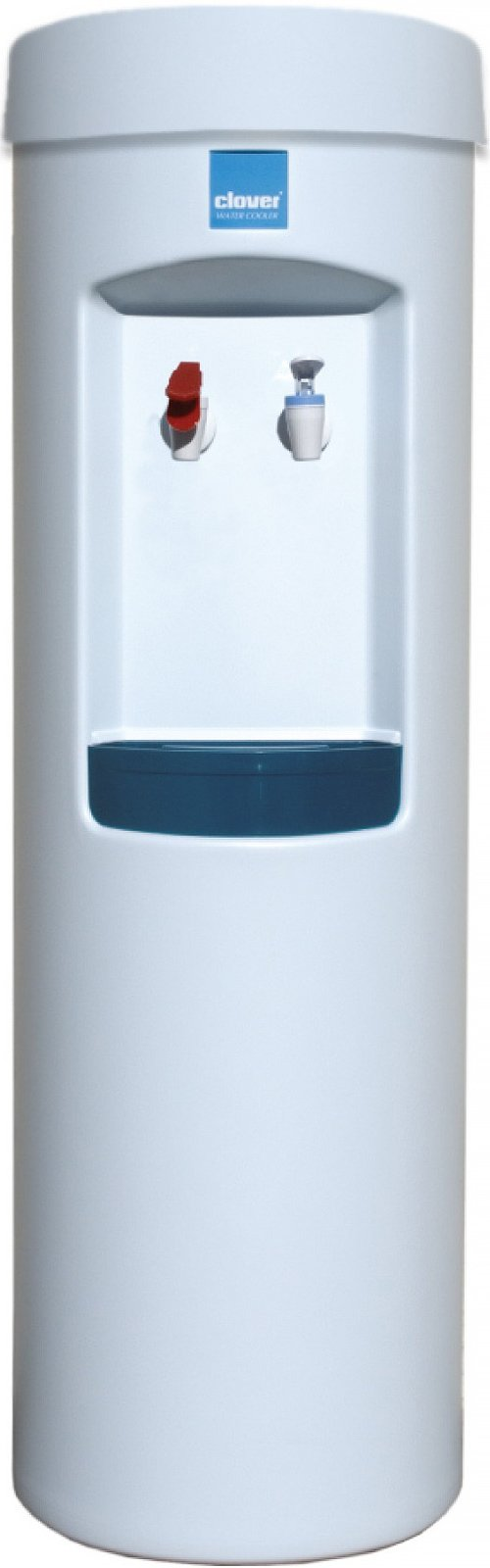 Clover D7A Hot and Cold Water Dispenser White
