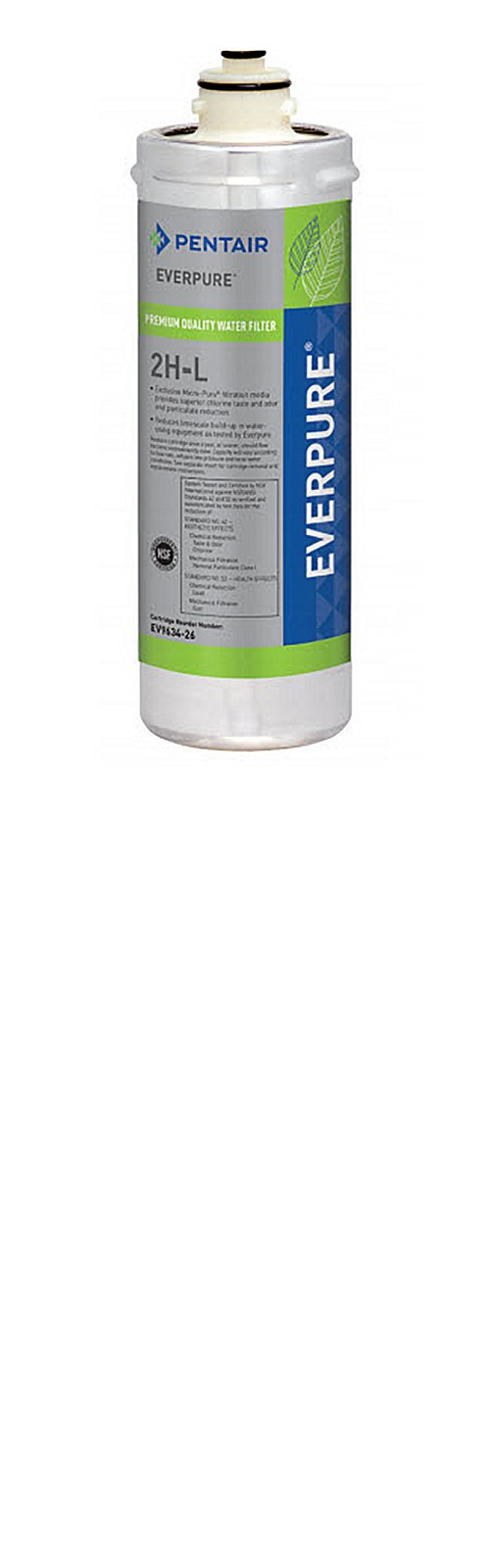 Everpure 2h L Water Filter Replacement Cartridge
